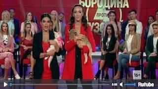 Бородина против Бузовой. 17 серия 11.09.2018