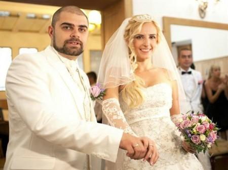 Свадьба Ольги Агибаловой и Гажиенко Ильи