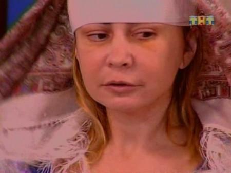 Ирина Александровна после операции прощается со всеми и уходит в монастырь