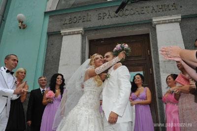 Свадьба Ольга Агибалова и Гажиенко Ильи