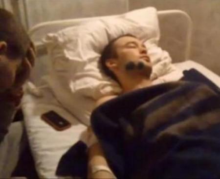Пострадавший от взрыва на «Дом-2» остался один на один со своей бедой