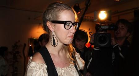 "Ксения Собчак наплевала на Дом-2 или ""Я даже не мою голову""?"