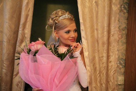 Кристина Белова вышла замуж