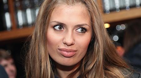 Вика Боня намерена рожать в Монако и не планирует возвращаться в Россию.