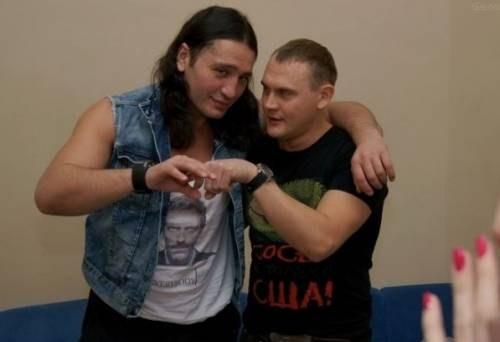Степан Меньщиков и Рустам Солнцев поругались