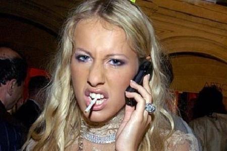 Ксения Собчак сбежала в Америку. Звали меня Джессикой. Я из Оклахомы, bye.