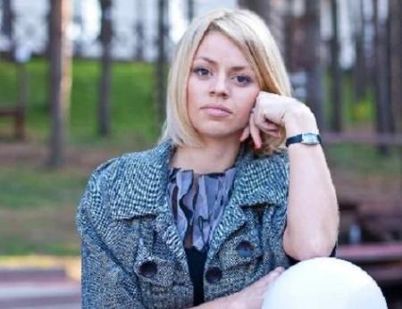 Оксана Стрункина: