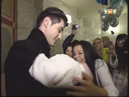 Садисты родители Тигран и Юля Салибековы сдали четырёхмесячного малыша в детский сад