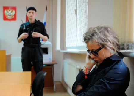 Ксения Собчак осуждена