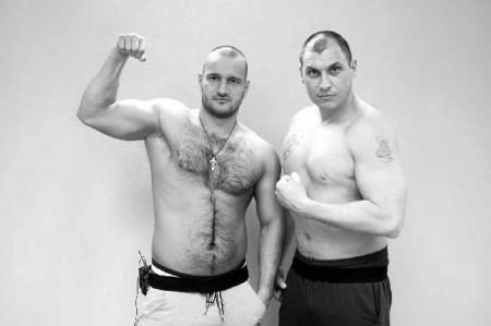 Два брата из ларца, два боксёра подлеца