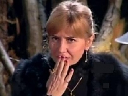 К Ирине Александровне Агибаловой пришел настоящий мачо, простите, ошиблась – чмо