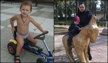 Сын Филиппа Алексеева + свежее фото