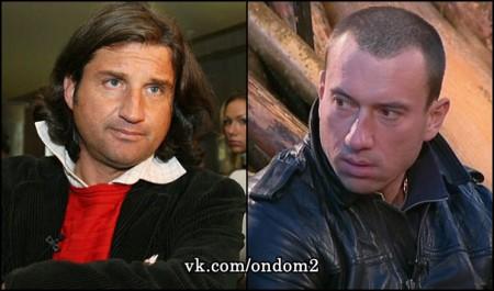 Конфликт Отара Кушанашвили и Михаила Терёхина