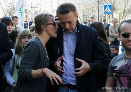 Ксению Собчак хотят лишить гражданства