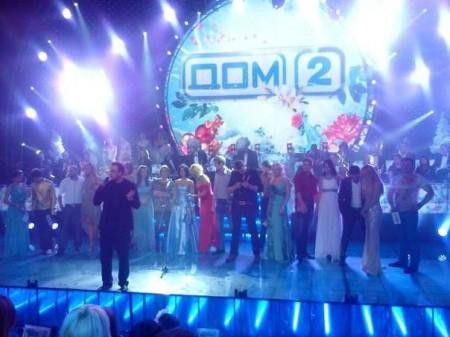Отчёт о новогоднем концерте участников + фотоальбом + видео