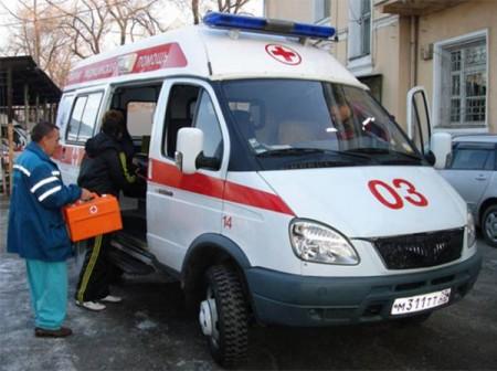 """Сотрудника проекта """"Дом-2"""" доставили в столичную больницу"""