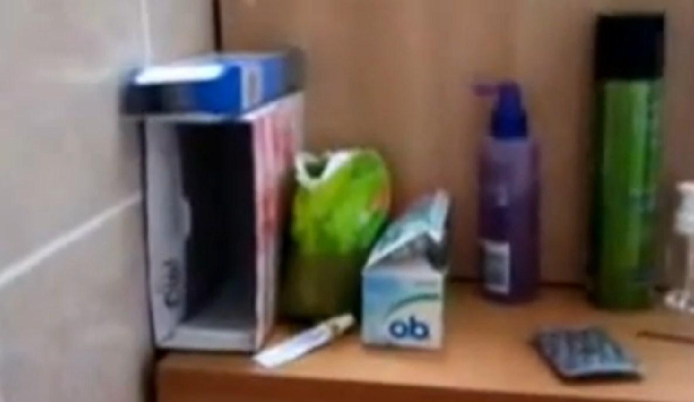 Позорное видео Екатерины Колисниченко