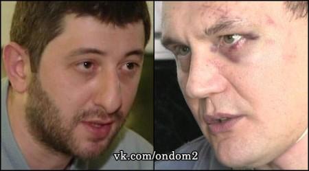 Избитый Меньщиков и бывший муж Бородиной в программе «Ты не поверишь» на НТВ