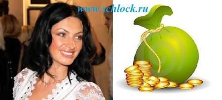 Женя Феофилактова решила разбогатеть за счет своего сына