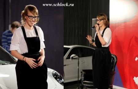 Ксения Собчак беременна от Виторгана + фото подтверждение!