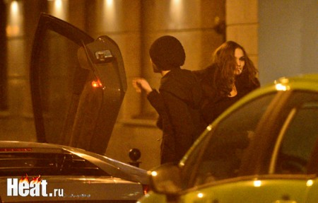 Алена Водонаева с любовником. Фото с любовником.