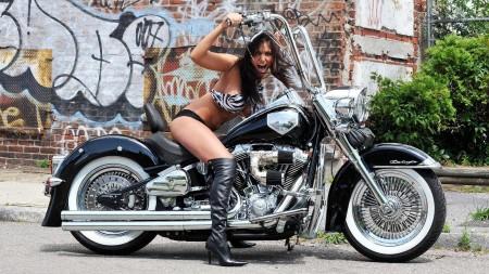 Мотоциклы моя страсть!