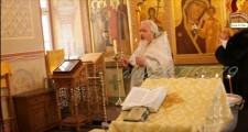 Крещение Даниэля Гусева. Видео + фото.
