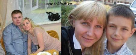 Сестра Феофилактовой бросила мужа и сына, ради участия в проекте