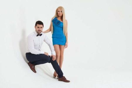 Сергей и Даша пынзарь. Новые фотографии с ребенком.