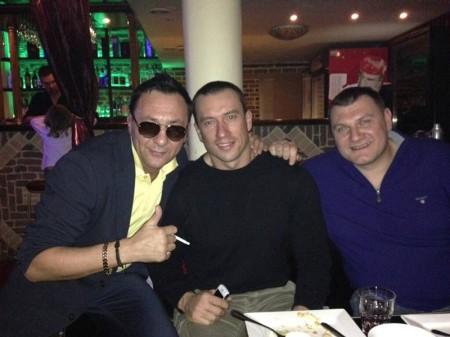 Михаил Терехин с друзьями. Диалог с Бородиной