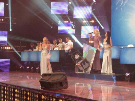 Настя Ковалева о песенном конкурсе