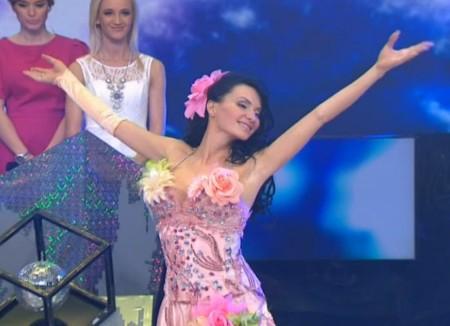 Дефиле. 3 день третьего тура «Мисс воздушное очарование»