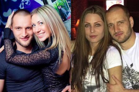 Алексей Самсонов познакомил всех со своей девушкой
