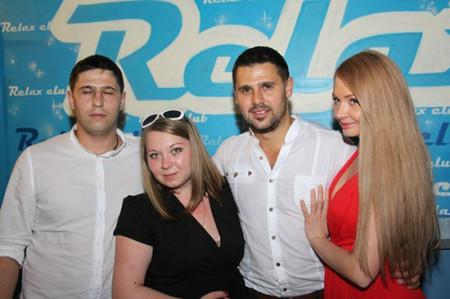 Пынзари в клубе Релакс, город Воскресенск