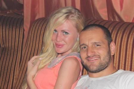 Алексей Самсонов не уважает свою девушку?! Вот это новость!