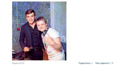 Евгения Кузина привлекли помогать в проведении Человека года