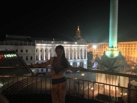Новые фотографии Кати Токаревой