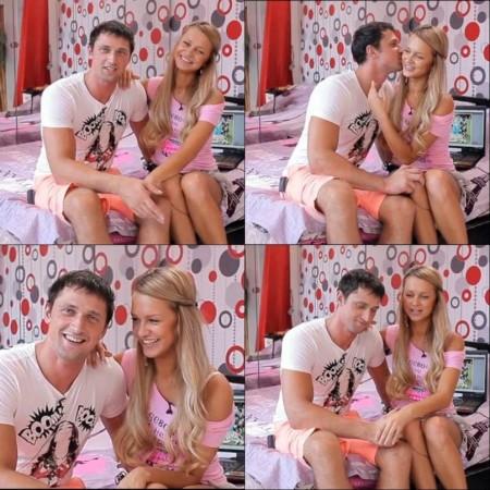 Саша Скородумова и Сергей Сичкар - всё прекрасно!