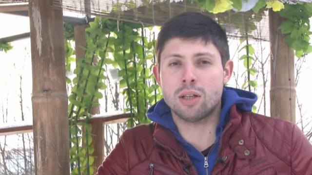 "Видео: Александр Бовшик в программе ""Мачо не плачут"""
