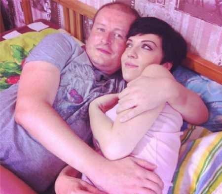 Николай Должанский довёл свою сожительницу до нервного срыва!