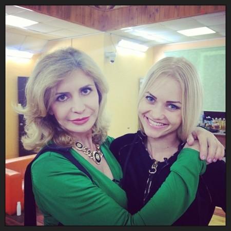 Блог Анны Дудаль - Ирина Александровна на Поляне!))