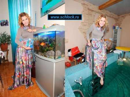 Ирина Александровна благодарна мясорубке «дом 2»
