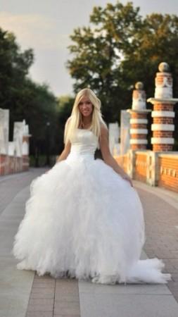 Надежда Ермакова - свадьба (фотосессия)