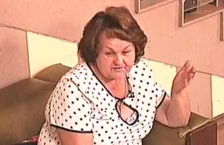 Алиана Устиненко разбила Ольге Васильевне лицо!