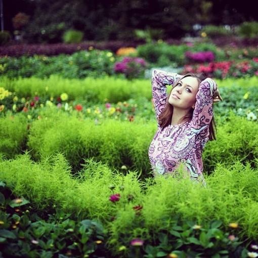 Новые фотографии Марии Адоевцевой