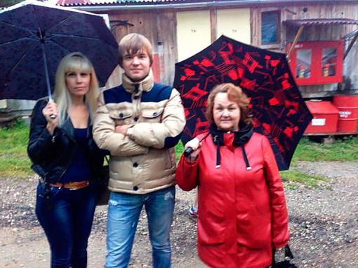 Ольга Васильевна вернулась на проект