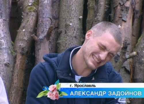Саша Задойнов пытается охмурить Татьяну Охулкову