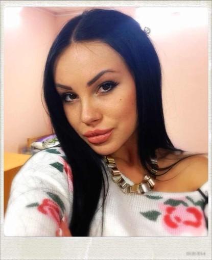 Новые фото Татьяны Охулковой (13.10.13)
