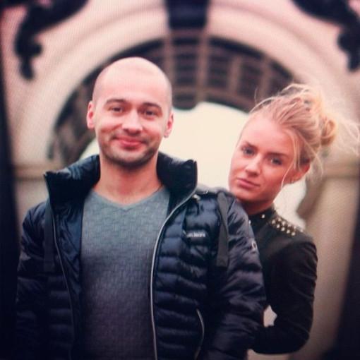 Андрей и Кристина на планерке Журнала Дом-2