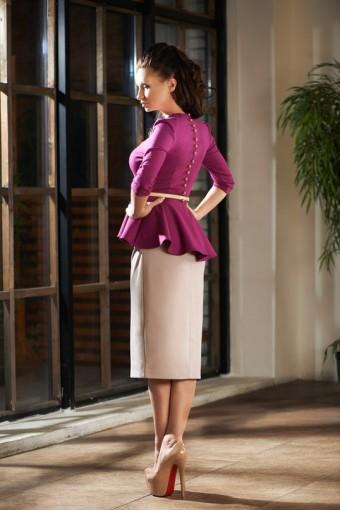 Евгения Гусева - Дизайнерская одежда Аurum,очень элегантно!